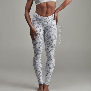 Cleo Harper Havana Willow Leggings Tights Pant XXS